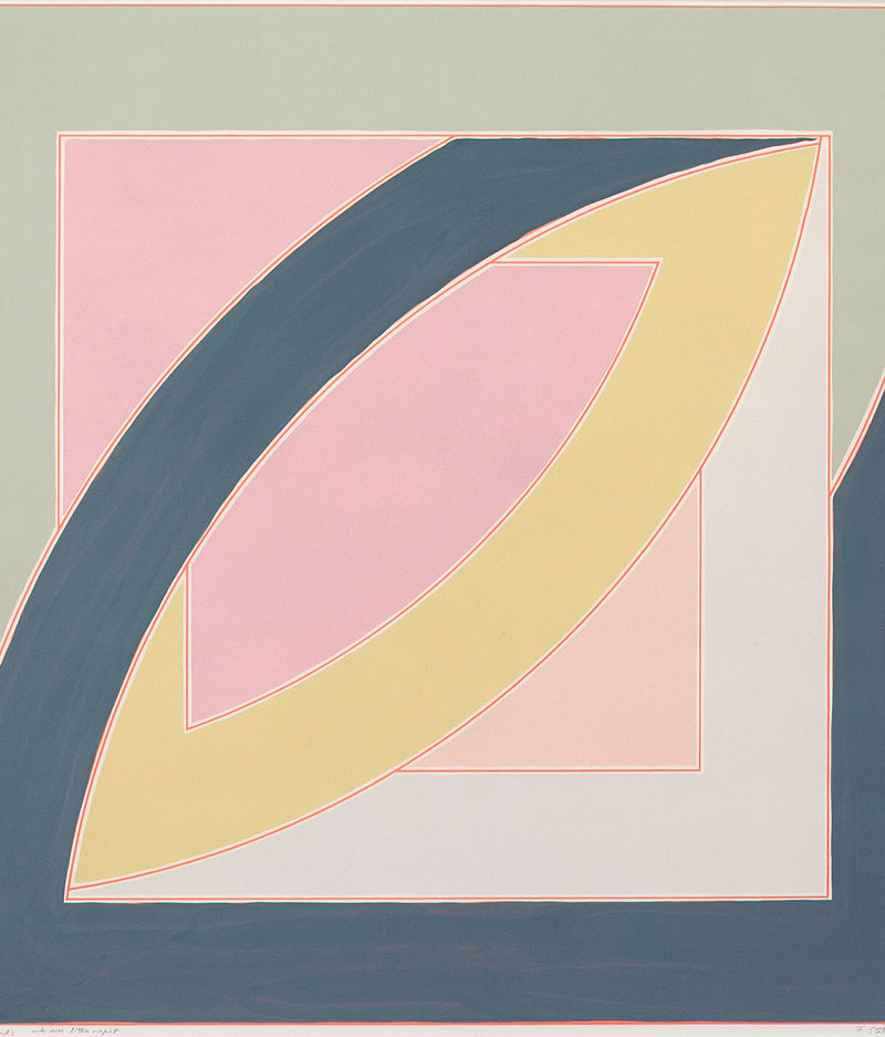 Frank Stella Newfoundland River of Ponds Caviar20