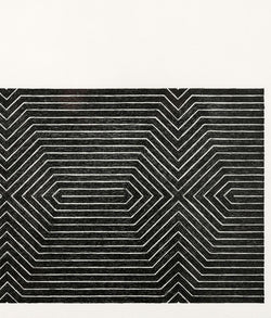 Frank Stella Turkish Mambo Black Series prints