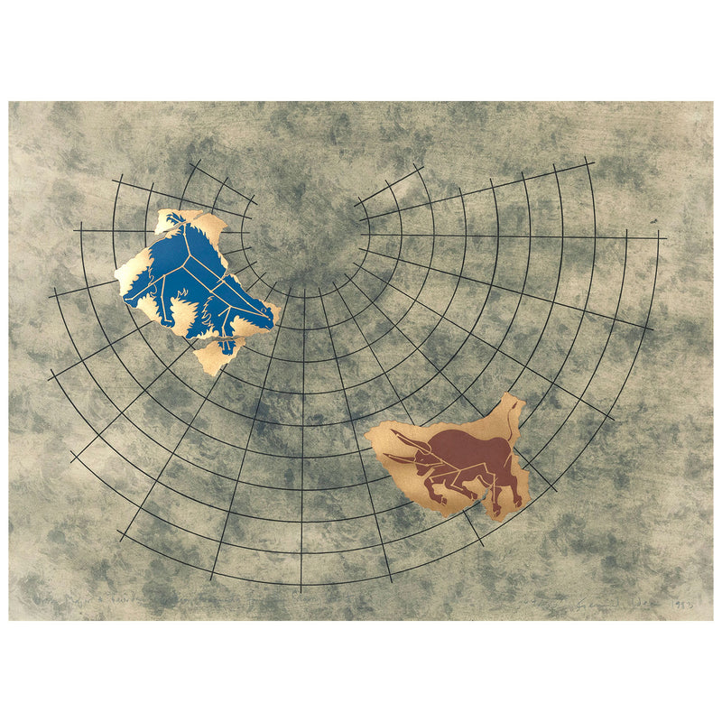 "GENERAL IDEA ""URSA MAJOR & TAURUS"" 1983"