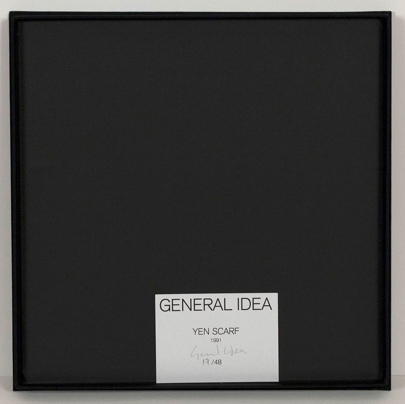 General Idean Yen Scarf 1991 Caviar20