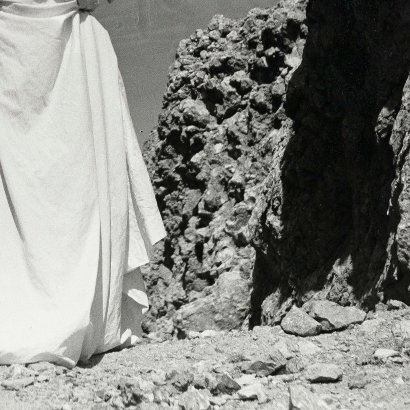 "HERBERT LIST ""GHOST OF LYCABETTUS"" PHOTO, 1937"
