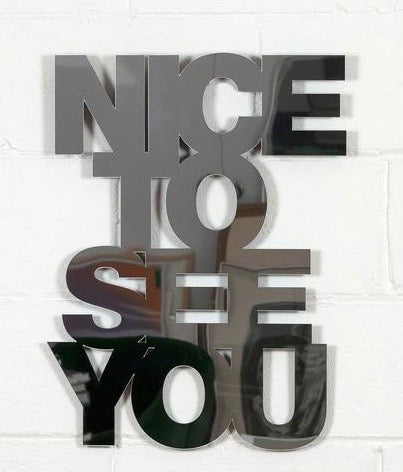"JADE RUDE ""NICE TO SEE YOU"" 2018"