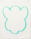 "JEFF KOONS ""GREEN FUN"" LITHO, 1998"