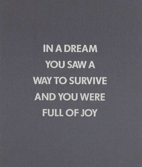 Jenny Holzer, Truism, In A Dream, Folio Box, 1991, Caviar20, Conceptual, Editions