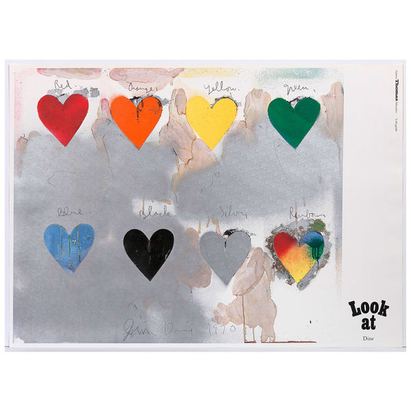 Jim Dine prints 8 Hearts Caviar20