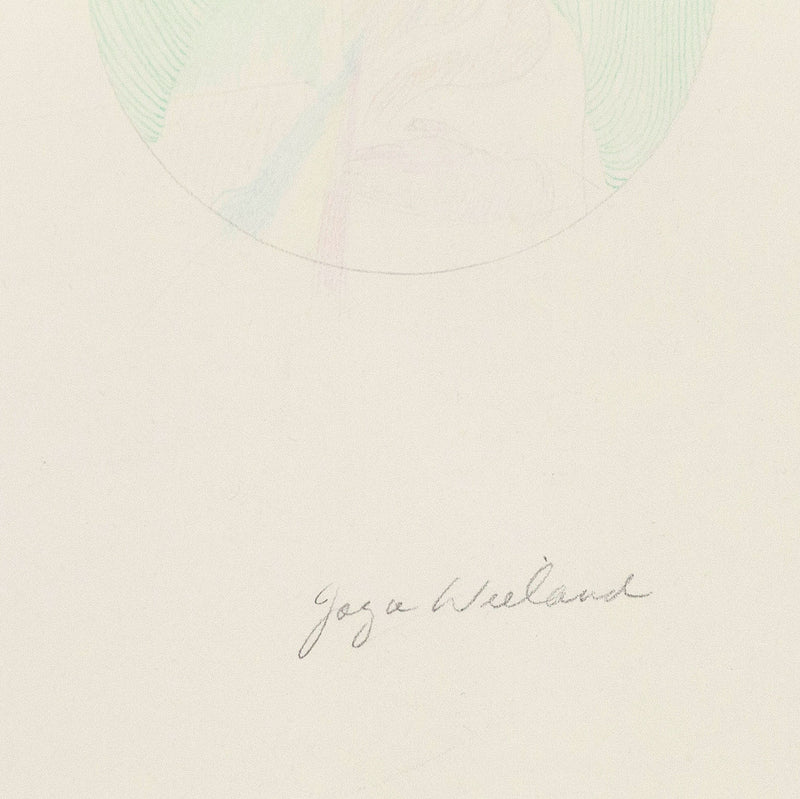Joyce Wieland 3 Graces works on paper Caviar20