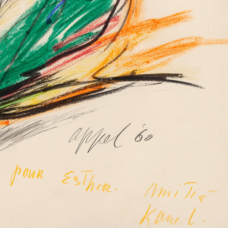 Karel Appel Painting Caviar20