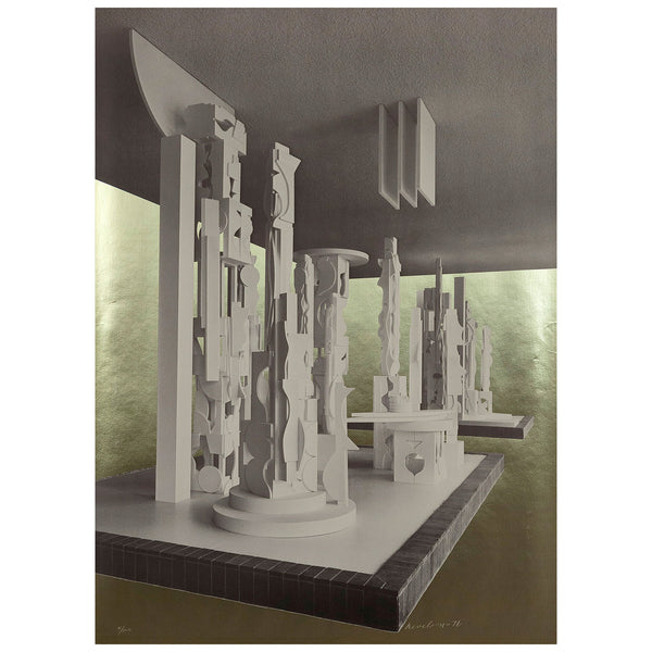Caviar20, Louise Nevelson, Bicentennial Dawn, prints