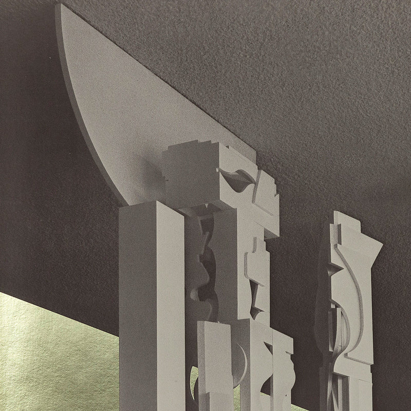 "LOUISE NEVELSON ""BICENTENNIAL DAWN"", 1976"