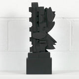 "LOUISE NEVELSON ""THE DARK ELLIPSE"", 1974"