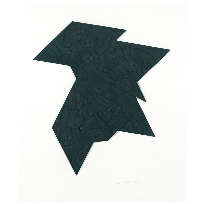 Louise Nevelson prints Caviar20 Six Pointed Star