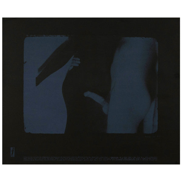 Michel Snow Projection Print 1970 Caviar20 Walking Woman