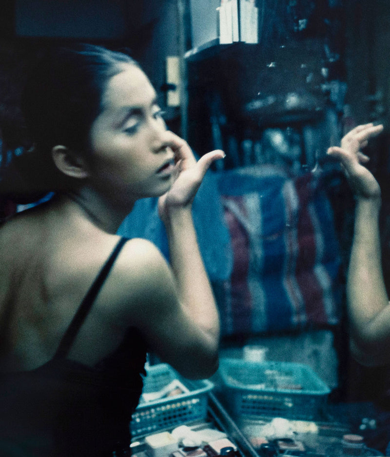 Nan Goldin C. Putting on Her Make Up at Second Tip Bangkok 1992 Caviar20