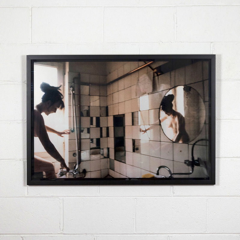 Nan Goldin Käthe in the tub west berlin 1984 Caviar20