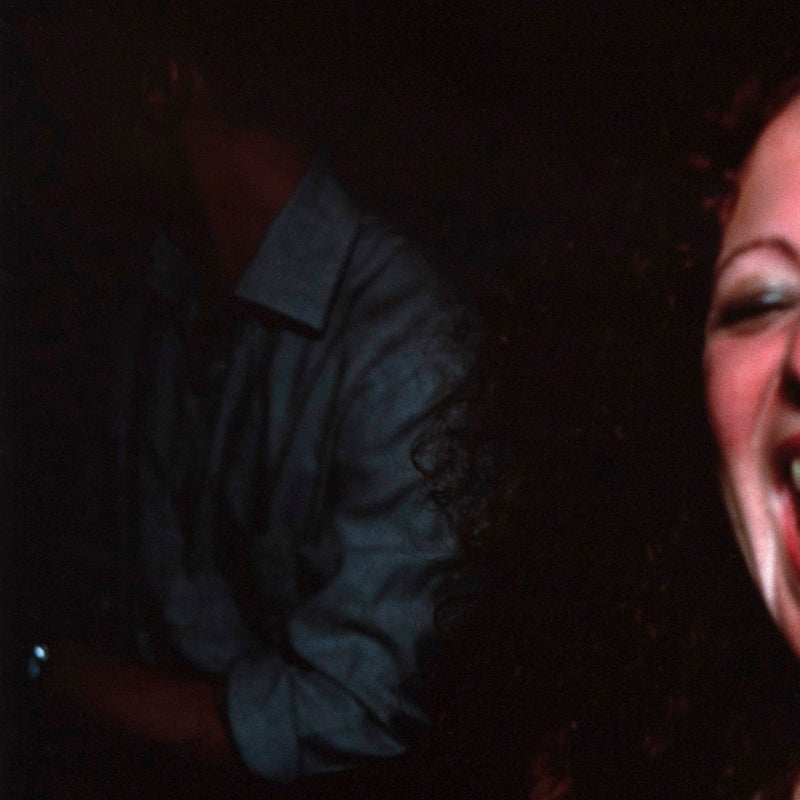 "NAN GOLDIN ""SELF-PORTRAIT LAUGHING, PARIS 1999"""