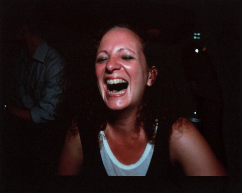 Nan Goldin photo self-portrait Caviar20