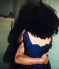 "NAN GOLDIN ""THE HUG, NYC"" PHOTOGRAPH,1980"