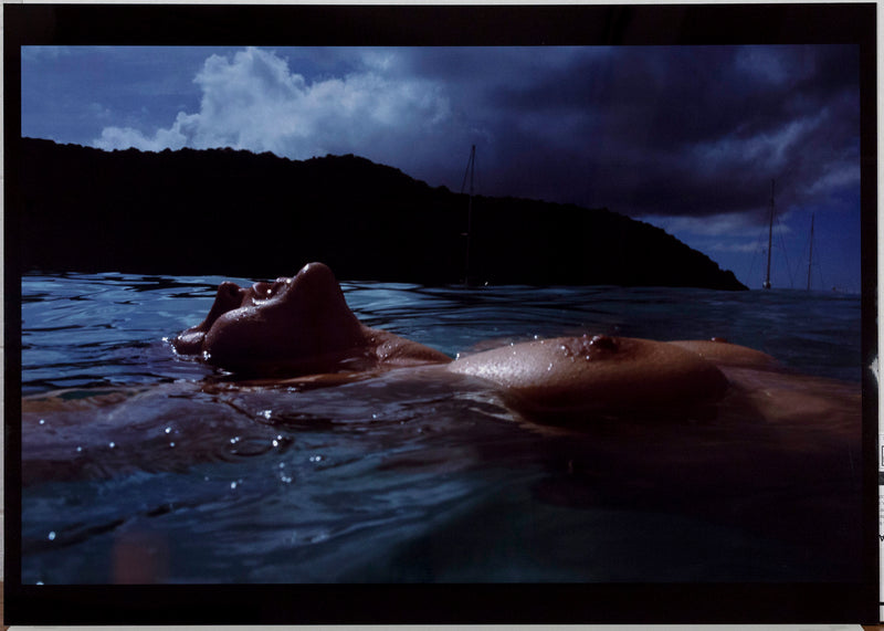 Nan Goldin The Ballad of Sexual Dependency Valerie Floating 2001 Caviar20