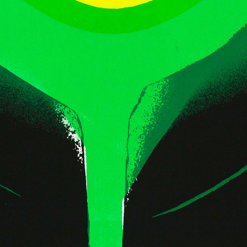 "OTTO PIENE ""COMPOSITION 1"" SCREENPRINT, 1969"