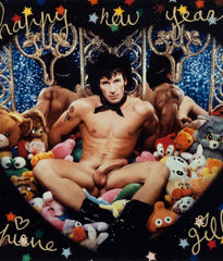"PIERRE & GILLES ""MIDNIGHT COWBOY"" PHOTO, 1996"