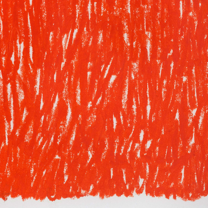 Ray Mead, Untitled (Flags), Pastel and mixed media on paper, 1979, Caviar 20, closeup