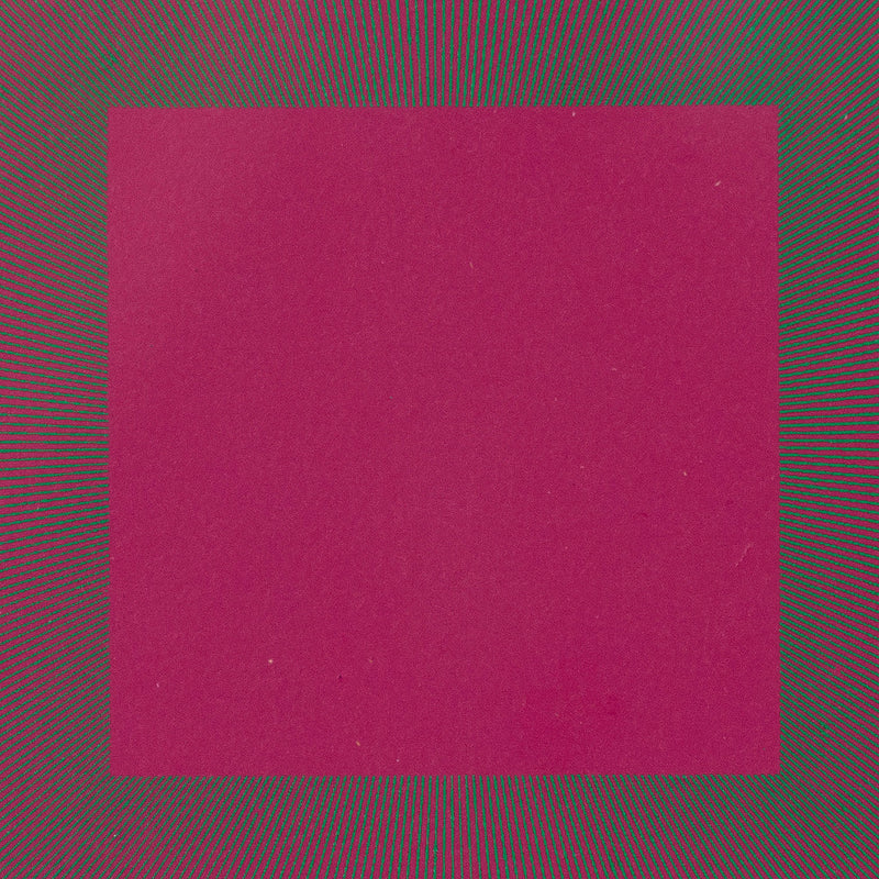 "RICHARD ANUSZKIEWICZ ""MAGENTA"" SCREENPRINT, 1979"