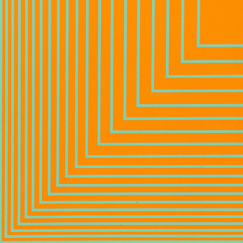 "RICHARD ANUSZKIEWICZ ""SPECTRAL 9 G"" SCREENPRINT, 1969"