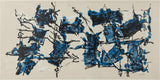 "JEAN-PAUL RIOPELLE ""ALBUM 67"" LITHO, 1967"