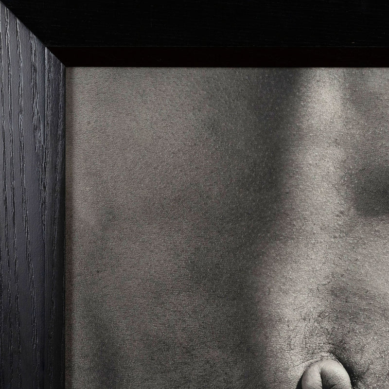 Mapplethorpe photograph Caviar20 belly button