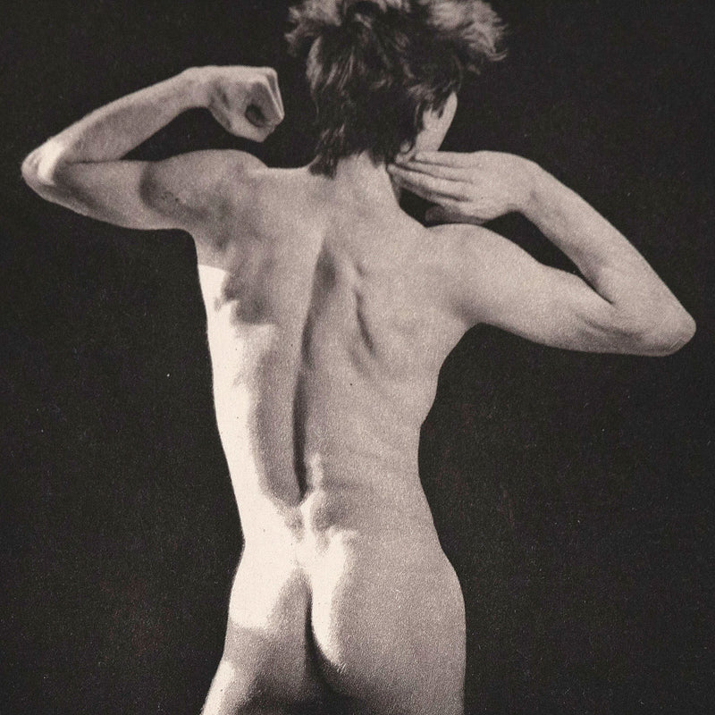 Robert Mapplethorpe Caviar20 Nude A Season in Hell Photogravure