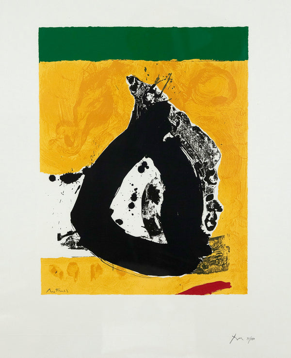 Robert Motherwell Basque Suite 1970 Caviar20