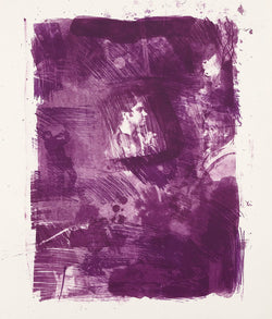 Robert Rauschenberg Flowers Re-run print Caviar20