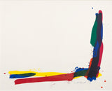 "SAM FRANCIS ""TURN"" SCREENPRINT, 1972"