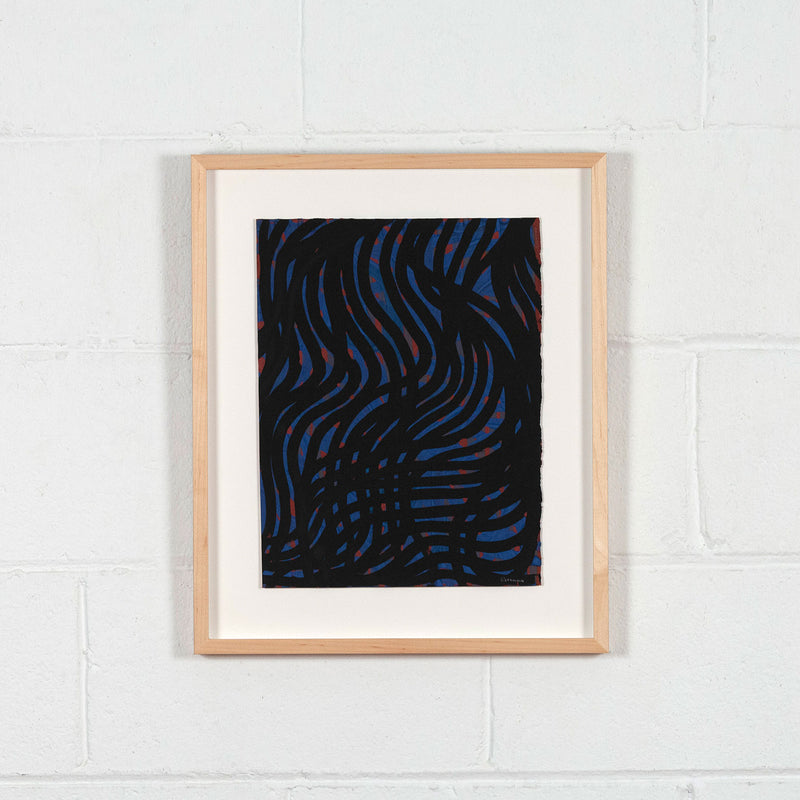 Sol LeWitt works on paper gouache Caviar20