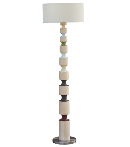 "TAHIR MAHMOOD ""CHANDA"" FLOOR LAMP, 2012"