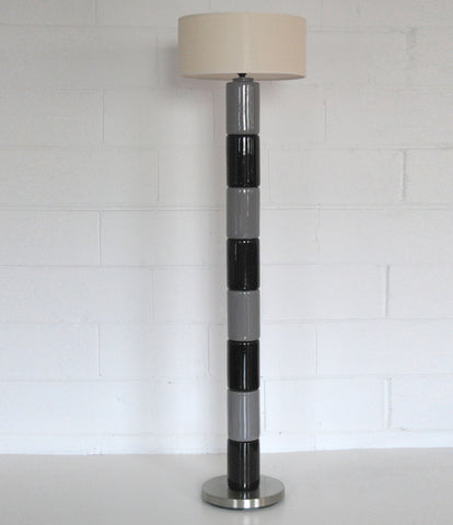 "TAHIR MAHMOOD ""2-TONE TINGA"" CUSTOM FLOOR LAMP"