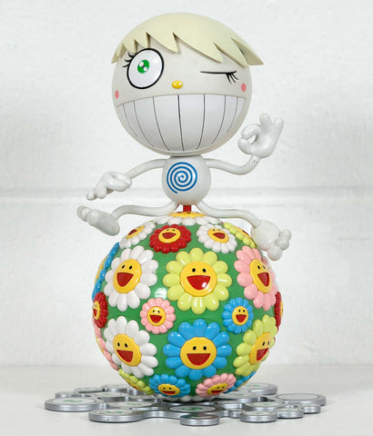 "MURAKAMI ""MR. WINK"" SCULPTURE, 2000"