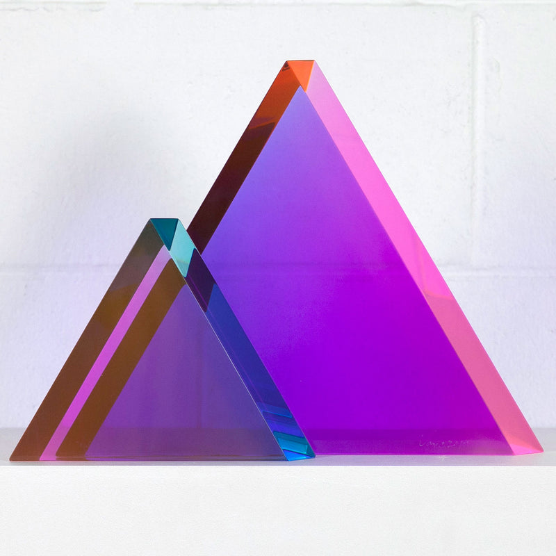 "VASA MIHICH ""BEL-AIR TRIANGLE""(MINI) SCULPTURE, 2016"