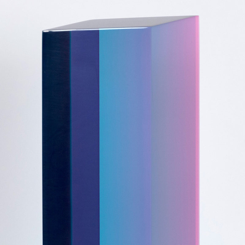 "VASA MIHICH ""ICE PINK PARALLELOGRAM"" 2017"