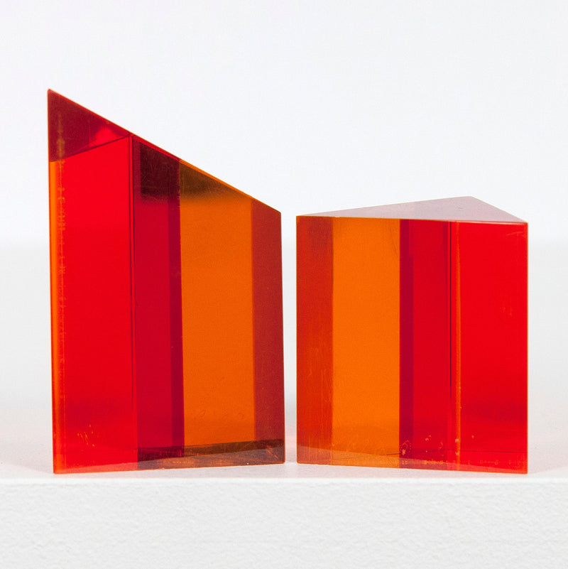"VASA MIHICH ""ORANGE SLICES"" SCULPTURE, 2001"