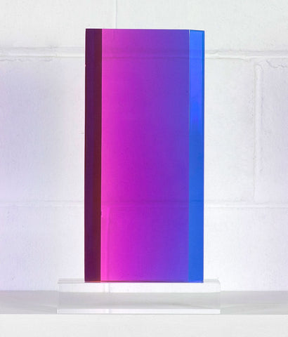 "VASA MIHICH ""PURPLE MONUMENT"" 2016"