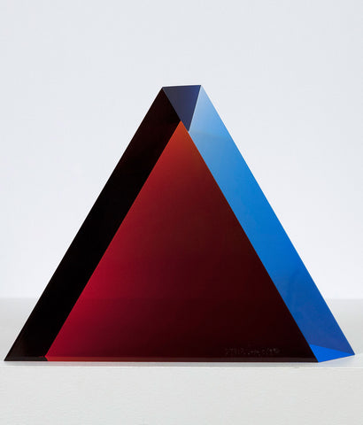 "VASA MIHICH ""SUPERMAN TRIANGLE"" 1990"