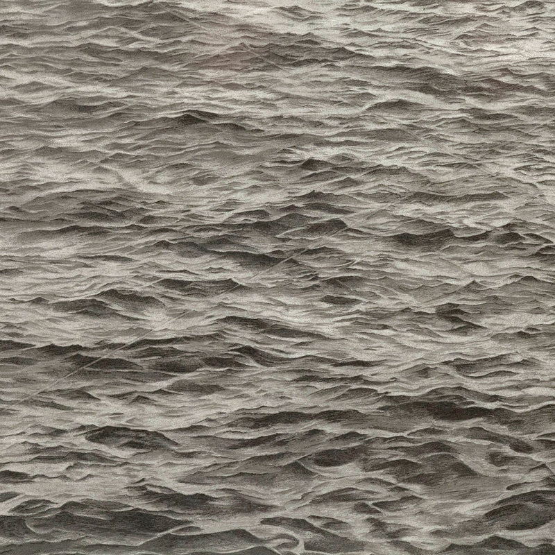 Vija Celmins Ocean with Cross #1 2005 photograph Caviar20