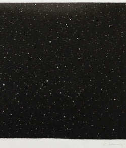 Vija Celmins Night sky 2005 photograph Caviar20