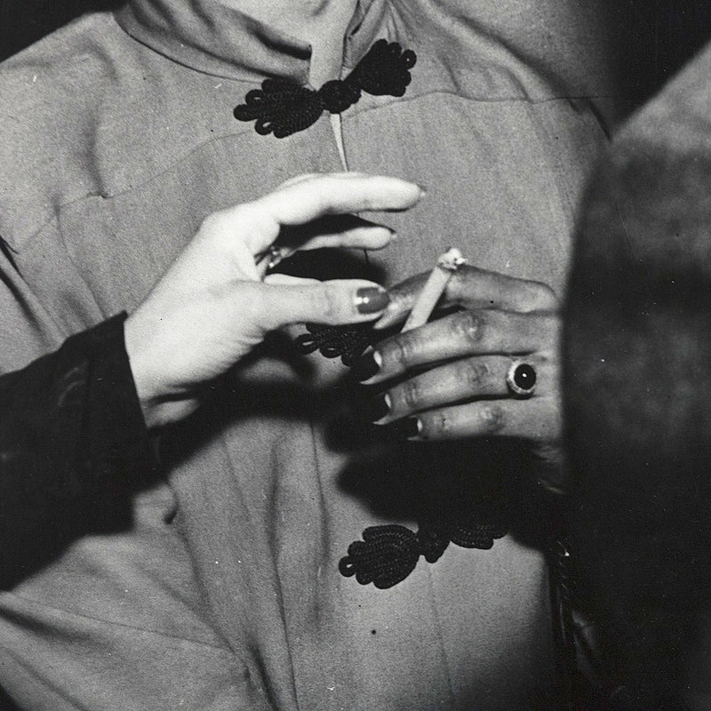 Weegee Harlem 1945 New York black and white photograph Caviar20