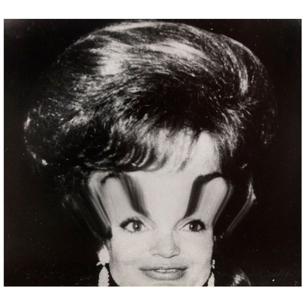 Weegee Jackie Kennedy Distorsion 1960