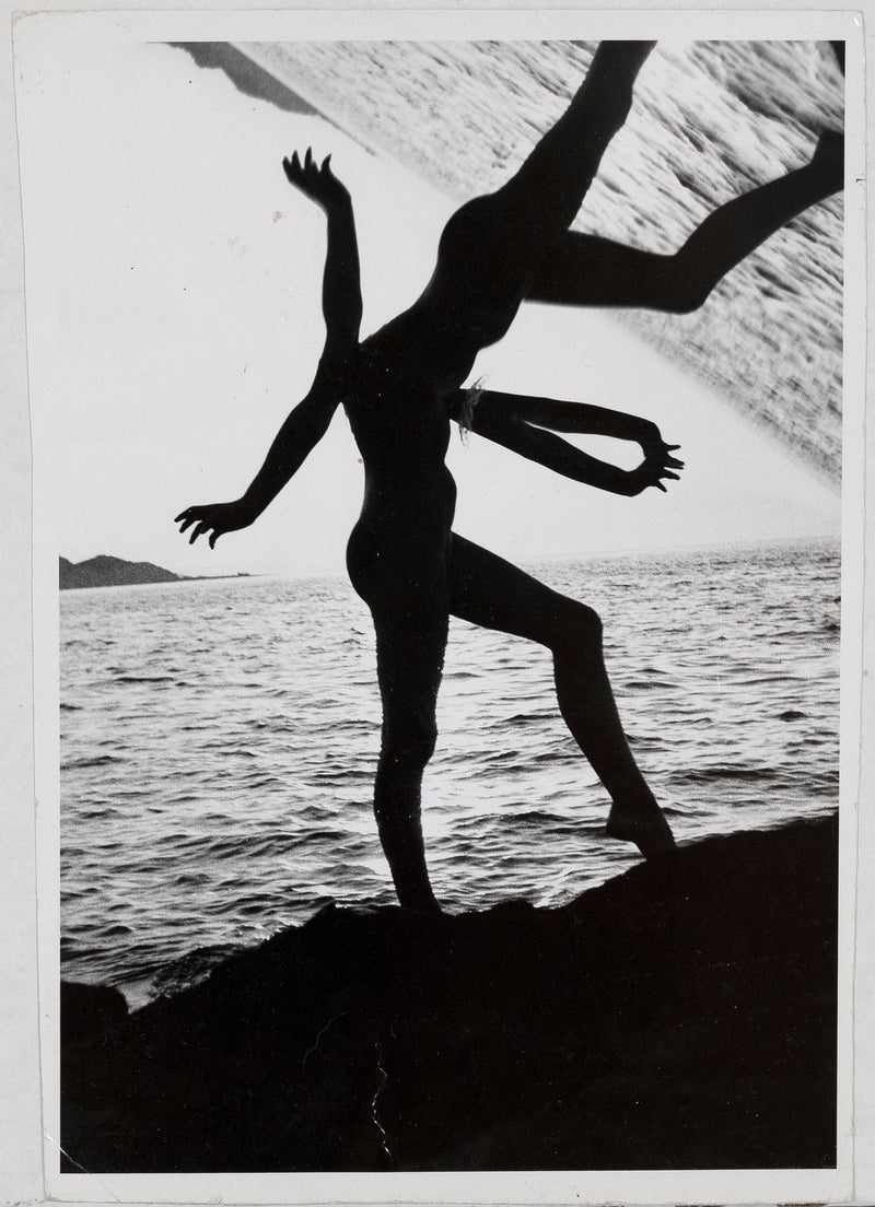 Weegee Ocean Dancer Distortion 1955 Caviar20