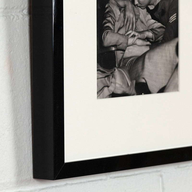 weegee caviar20 sailor girl kissing photograph