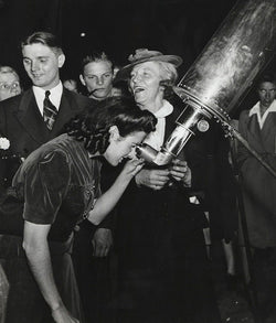 Weegee A Trip to Mars Times Square New York 1943 Caviar20
