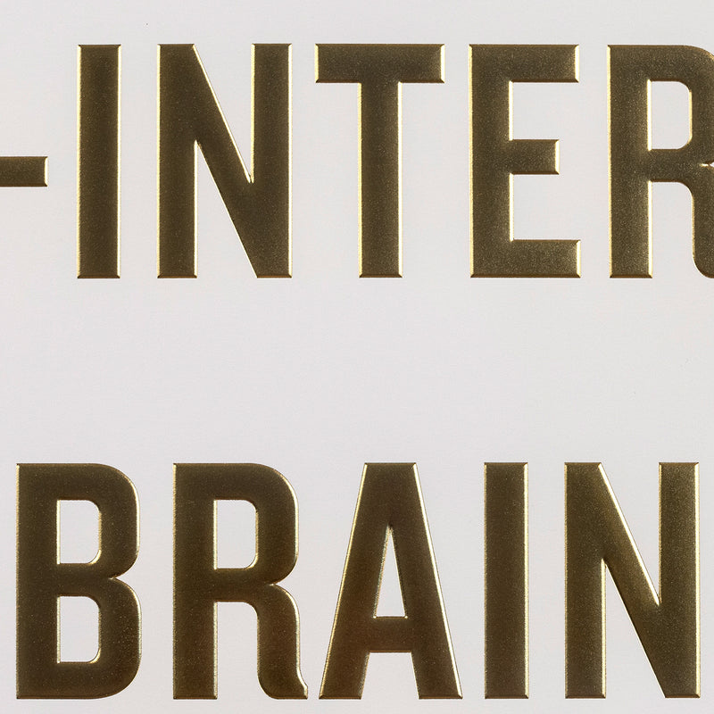 "DOUGLAS COUPLAND ""I MISS MY PRE-INTERNET BRAIN"" 2012"